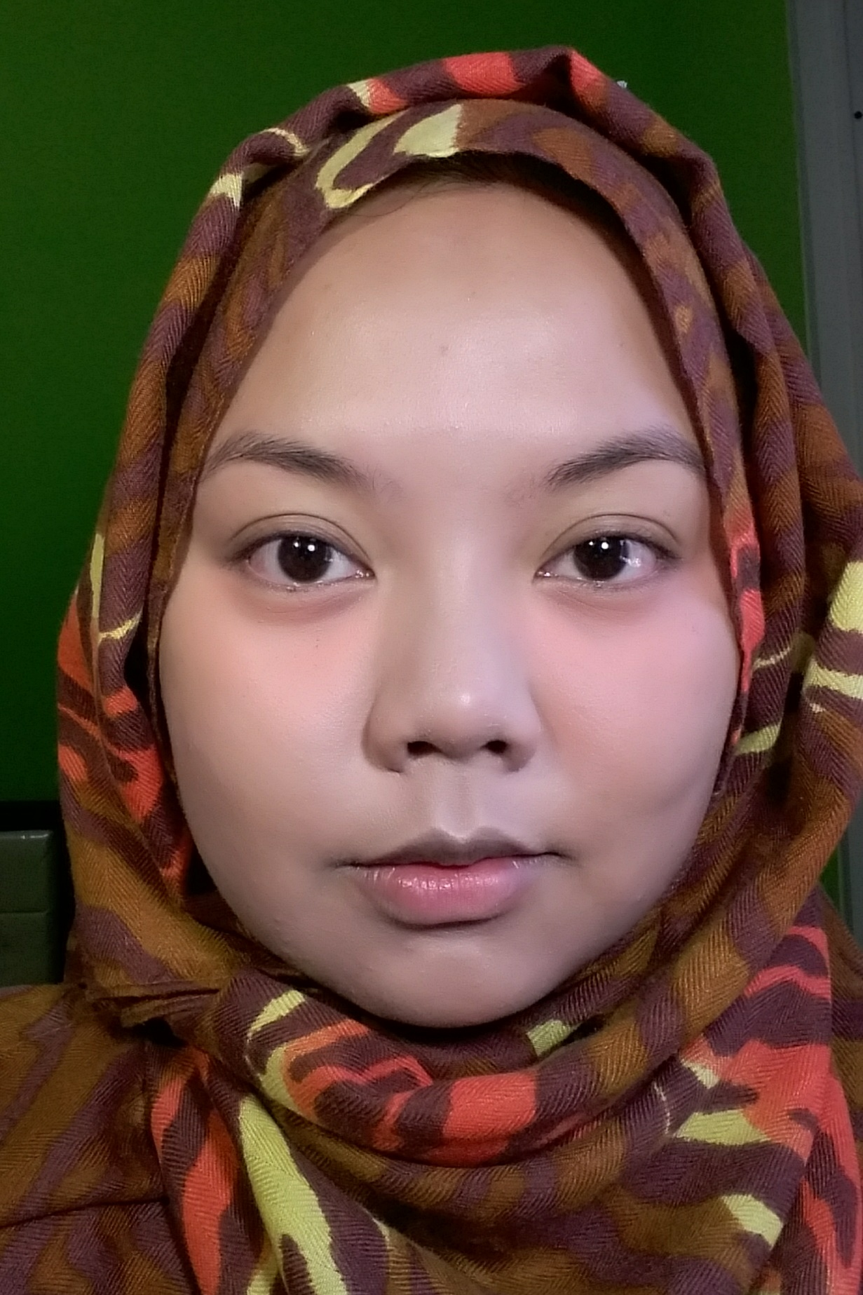 Step By Full Glam Hasgoodlook Inez Correcting Cream Vivid We Use Liquid Because Well Highlight And Contour On My Face I Dont Wearing Foundation But Cc It Has Light