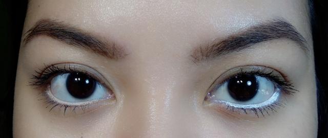 Image result for eyeliner putih di bagian waterline