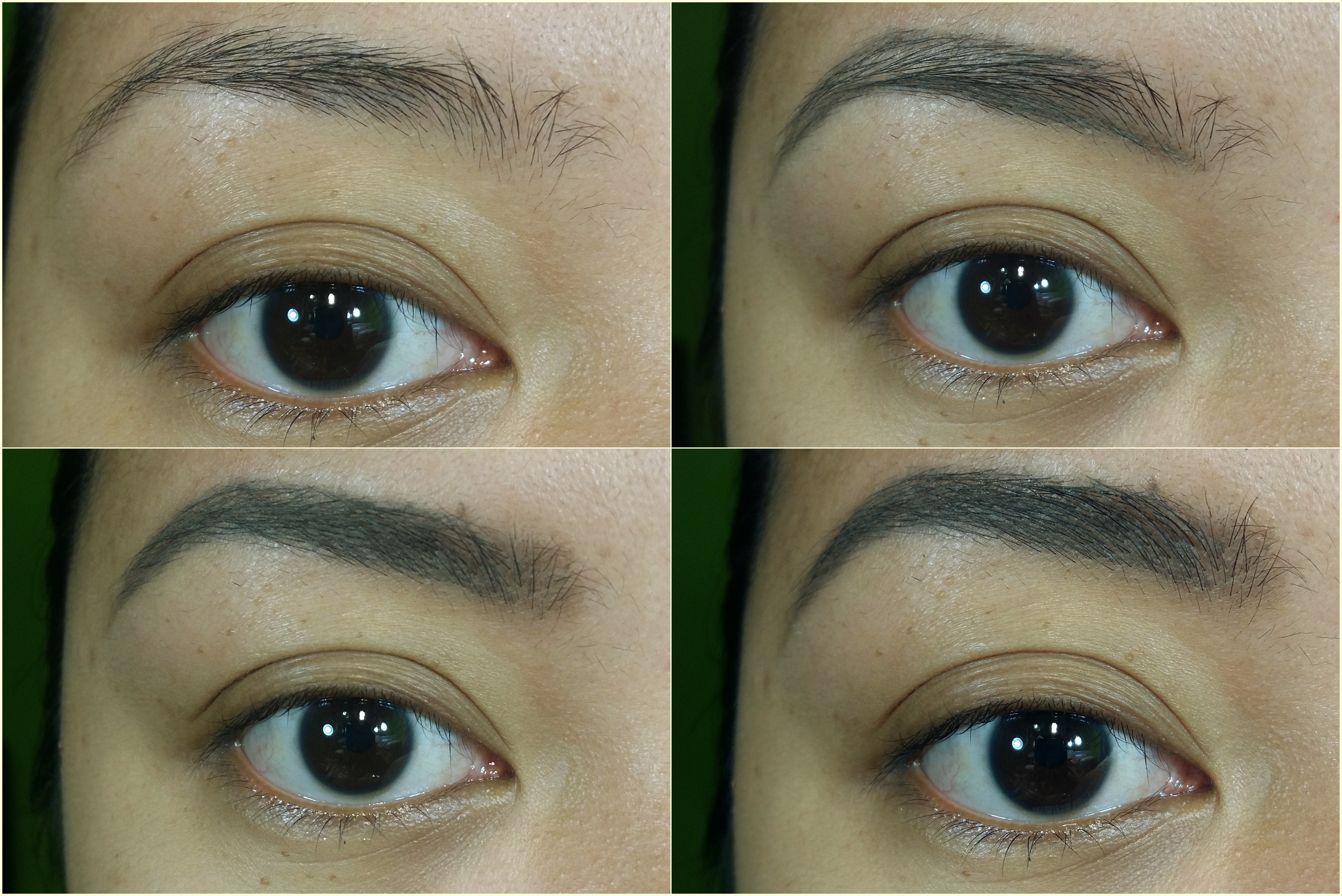 Maybelline Fashion Brow Duo Shaper Review Swatch And Mini Eyeliner Warna Putar By Using Retractable Pencil