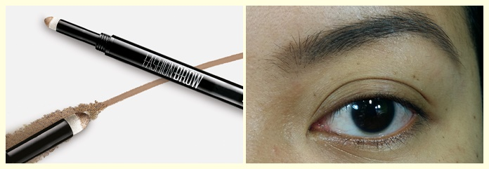 fashion brow pressed powder