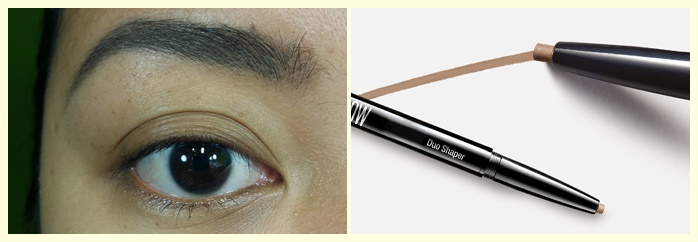 fashion brow retractable pencil