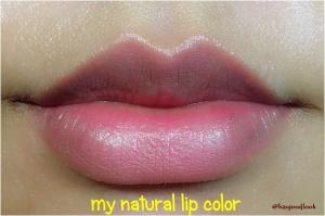natural lip