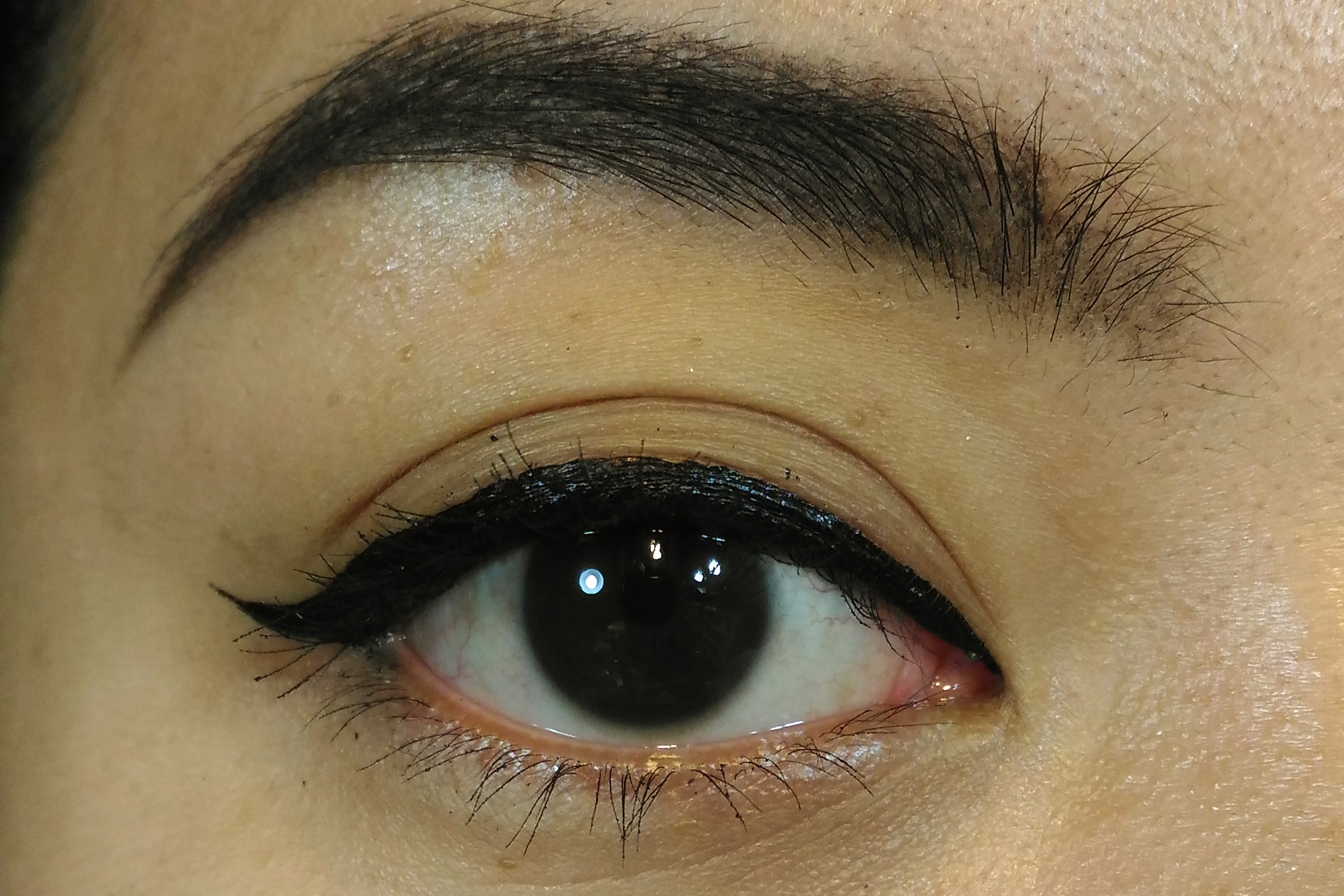Lt Pro Longer Wear Eyeliner Review And Swatch Hasgoodlook Putar P 20160619 055146